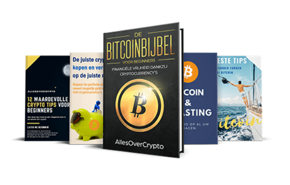 Cryptocurrency ebooks