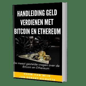boek Bitcoin een Ethereum